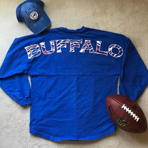 Buffalo Bills Oversized Spirit Jersey